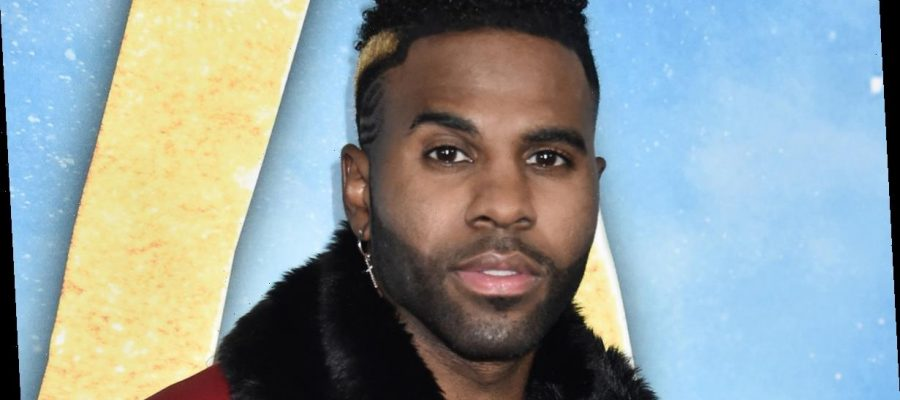 Jason Derulo Is Somehow Making Cats About His Junk, Insists