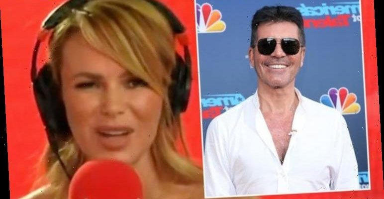 Simon Cowell Health Update Amanda Holden Confirms Bgt Judge Is On The Road To Recovery Talkcelnews Com